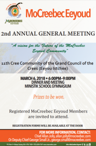 2nd ANNUAL GENERAL MEETING 2018