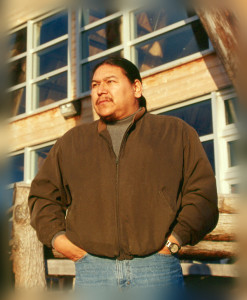 Chief Randy Kapashesit